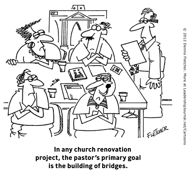 Building Bridges | Preaching Today