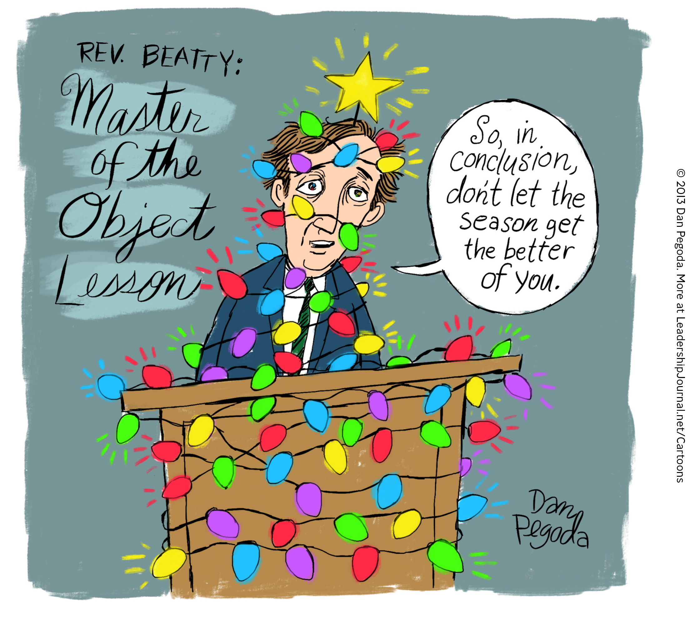 Christmas Is Over.Tangled Up Over Christmas Preaching Today